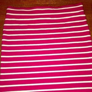 Forever 21 mini tube skirt